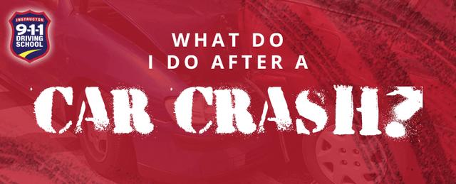 Tips for after a car crash
