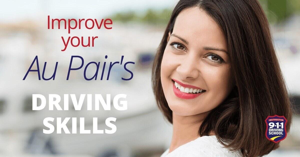 Au pair driving courses