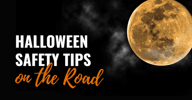 Halloween Safety Tips on the Road