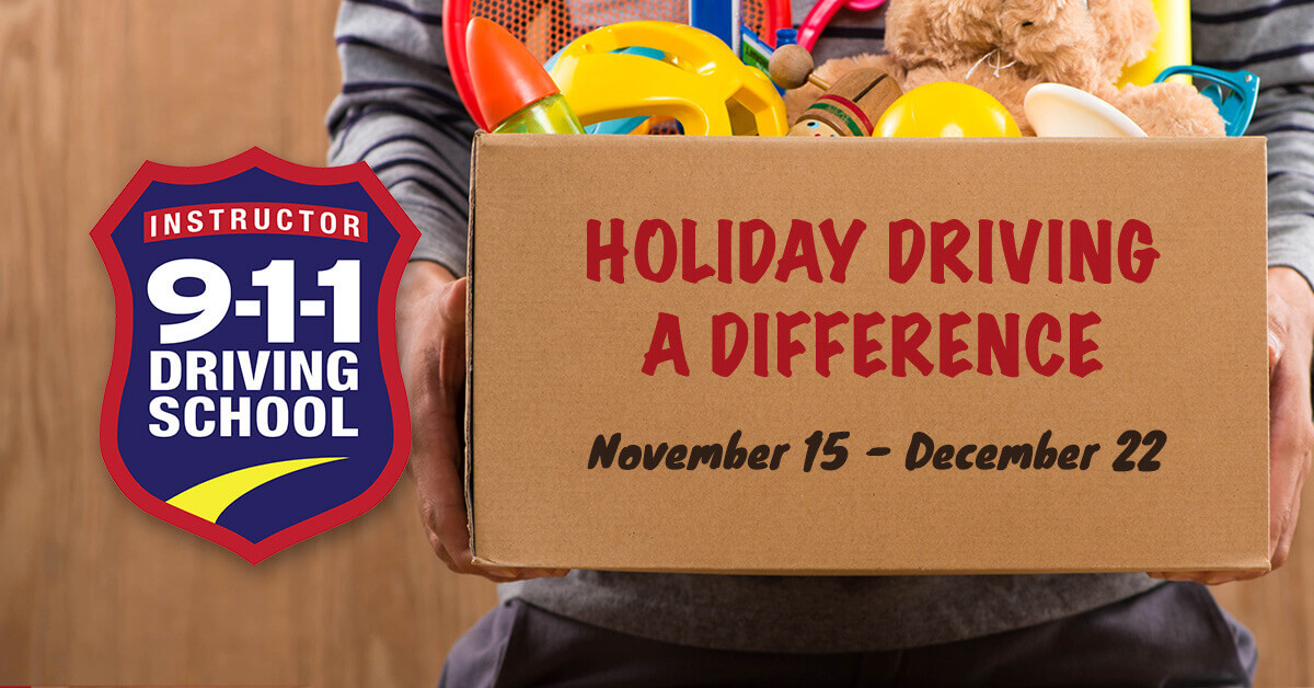 Holiday Driving A Difference