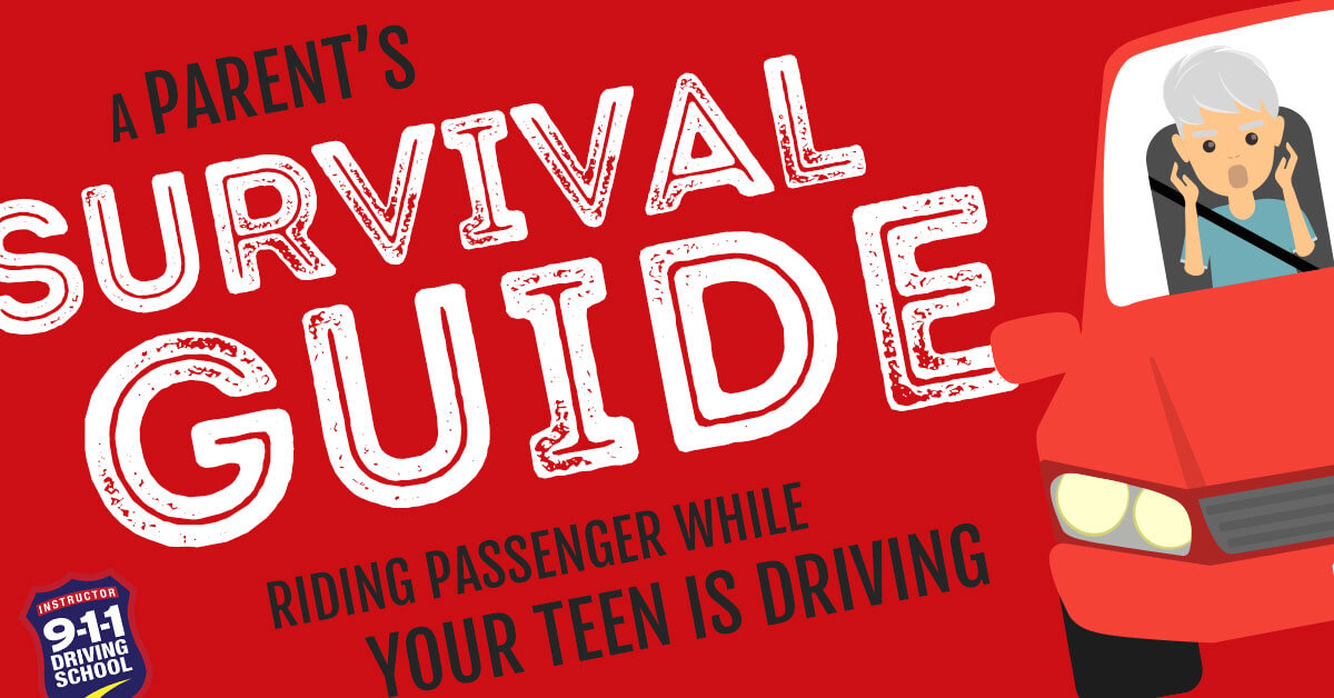 A Parent's Survival Guide to Teen Driving